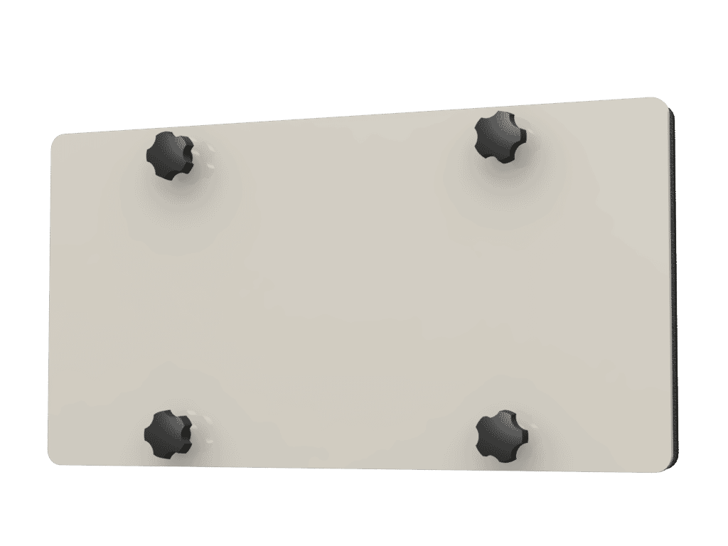 Fumigation Sealing Plate