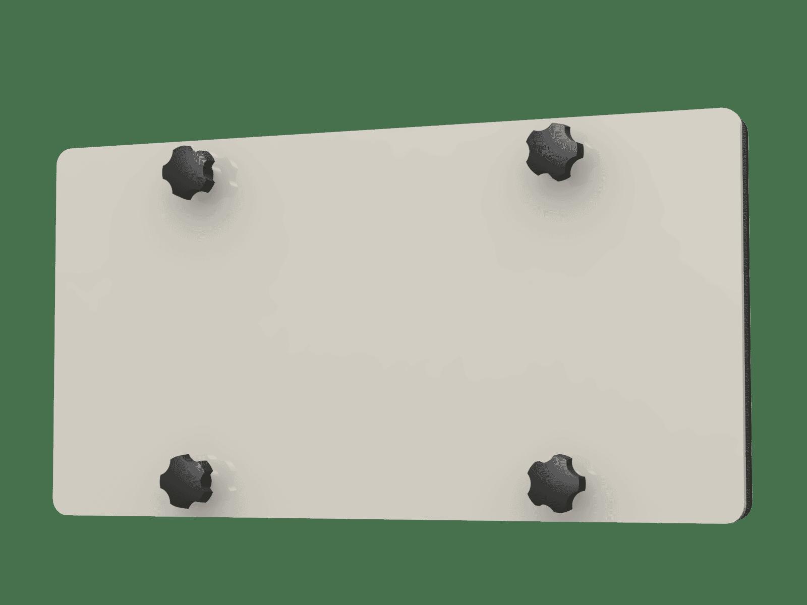 Fumigation-Sealing-Plate